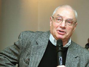Scriitorul George Bălăiță