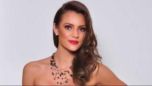 Mihaela Bosca Miss World Romania 2017