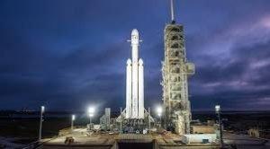 Falcon Heavy a fost lansat cu succes
