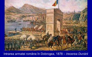 Intrarea Armatei Romane in Dobrogea - 1878