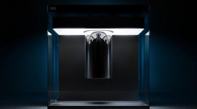 IBM Q System One – primul calculator cuantic comercial